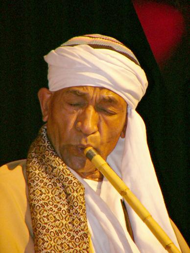 Askari Mohamed in Sevilla